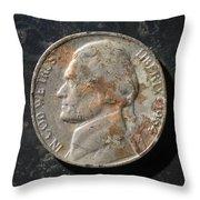 N 1964 D H Throw Pillow