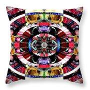 Nacaris Throw Pillow