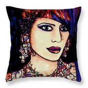 Nadira Throw Pillow