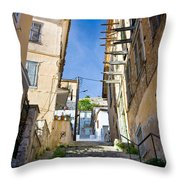 Nafplio Throw Pillow