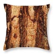 Nailed Throw Pillow