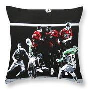 Nakamura - Celtic Fc Throw Pillow