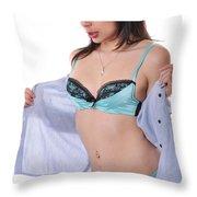 Nakita15 Throw Pillow