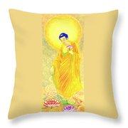 Namo Amitabha Buddha  31 Throw Pillow