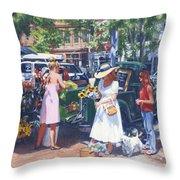 Nantucket Main Throw Pillow