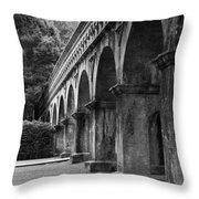 Nanzenin Temple Aqueduct Throw Pillow