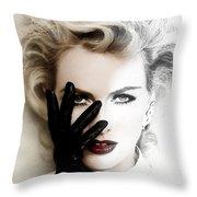 Naomi Watts 1 Throw Pillow