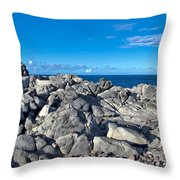 Napili 111 Throw Pillow