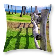 Napili 30 Throw Pillow