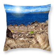 Napili 54 Throw Pillow