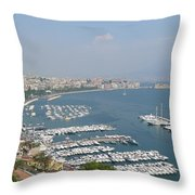 Napoli Throw Pillow
