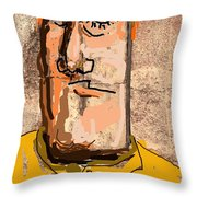 Narcolepsy Throw Pillow