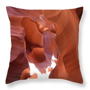 Narrow Canyon Xiii Throw Pillow