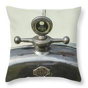 Nash Six Throw Pillow
