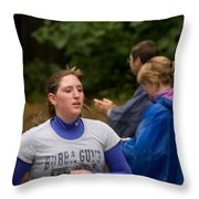 Nashua Sprint Y-tri 107 Throw Pillow