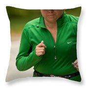 Nashua Sprint Y-tri 189 Throw Pillow