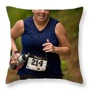 Nashua Sprint Y-tri 214 Throw Pillow