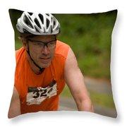 Nashua Sprint Y-tri 324 Throw Pillow