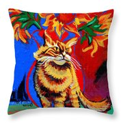 Natasha Throw Pillow