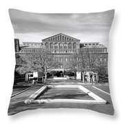 National Law Enforcement Officers Memorial Throw Pillow
