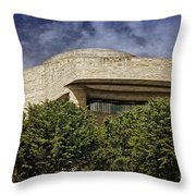 National Museum Of The American Indian Throw Pillow