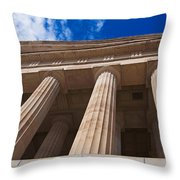 National Portrait Gallery Throw Pillow