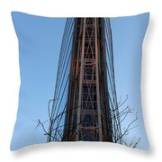 National Realtors Association Building Throw Pillow