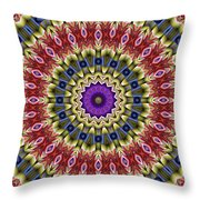 Natural Attributes 14 Square Throw Pillow