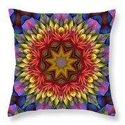 Natural Attributes 17 Square Throw Pillow
