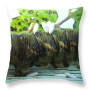 Natural Causes Throw Pillow