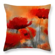 Natural Enigma Throw Pillow