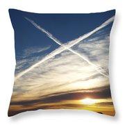 Natural Exaltation Throw Pillow