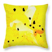 Nature Abstract 1 Throw Pillow