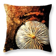 Nature Abstract 14 Throw Pillow