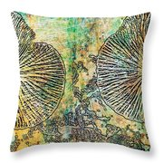 Nature Abstract 19 Throw Pillow