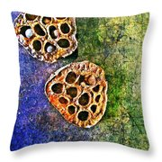 Nature Abstract 20 Throw Pillow