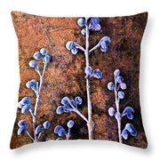 Nature Abstract 25 Throw Pillow