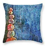 Nature Abstract 40 Throw Pillow
