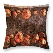 Nature Abstract 41 Throw Pillow