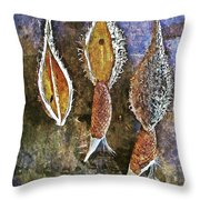 Nature Abstract 77 Throw Pillow