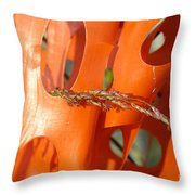 Nature Always Finds A Way II Throw Pillow