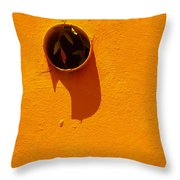 Nature Don't Stop Limited Edition 1 Of 1 Throw Pillow