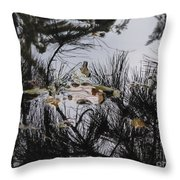 Nature Is My Beloved Artist Throw Pillow