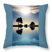 Nature Simplicity  Throw Pillow