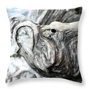 Natures Art Throw Pillow
