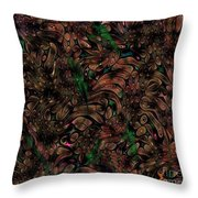 Nature's Forest Throw Pillow