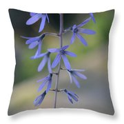 Nature's Healing Throw Pillow