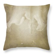 Nature's Sensual Form Throw Pillow