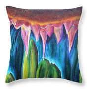 Nature's Soul.. Throw Pillow