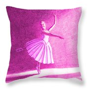 Natures Spotlight 2 Throw Pillow